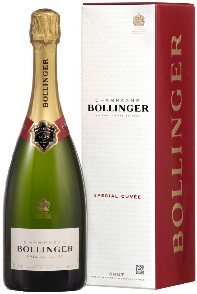 DI: Bollinger Special Cuvée Champagne 75cl