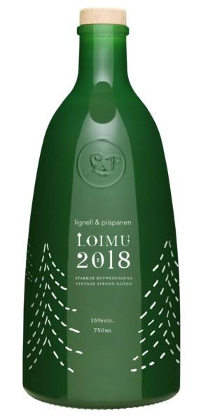 Gordons Sloe Gin >> Loimu Glühwein Glögi 2018 kaufen