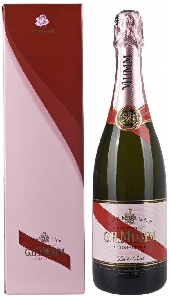DI: Mumm Rosé Cordon Rouge Champagne 75cl