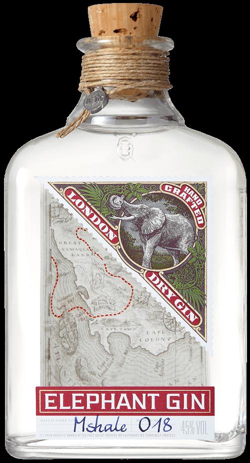 Gordons Sloe Gin >> Elephant London Dry Gin kaufen